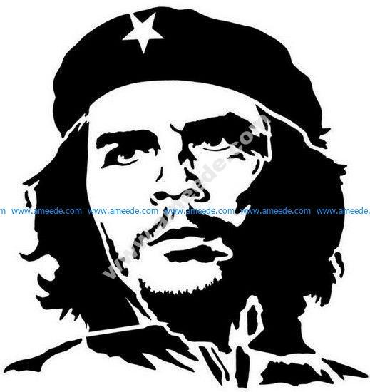 Che Guevara Silhouette