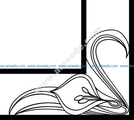 Corner Design 26 EPS