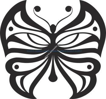 Decor Butterfly