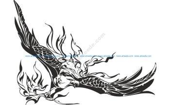 Eagle Illustration Vector
