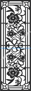 Fence Panels Pattern