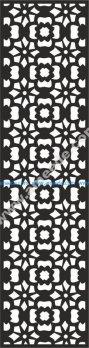 Flower Carving Pattern