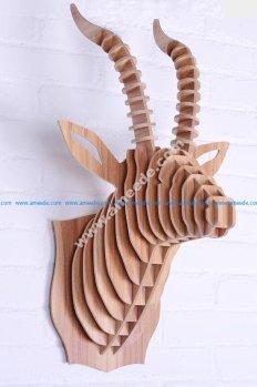 Gazelle 6 Mm
