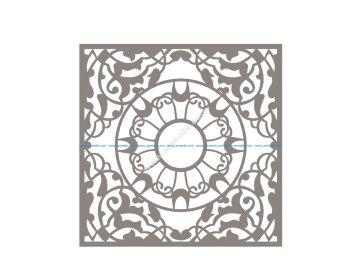 Geometric Mandala Vector Art