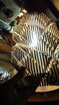 Lamp Lava 3 4mm