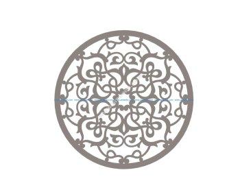 Mandala Design Element Vector Art