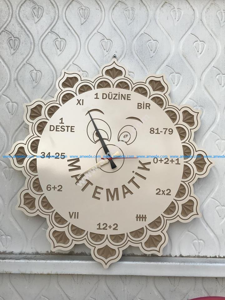 Matemetik Saati