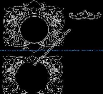 Mirror Frame 0056