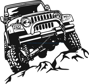 Offroad Sticker