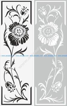 Sandblast Pattern 2177