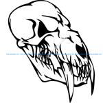 Skull 007