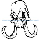 Skull 013