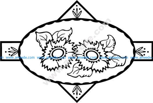Sun Flower 26 EPS