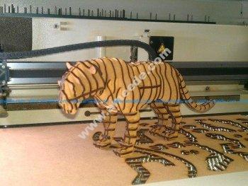 Tiger 3d Puzzle