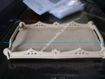 Tray Lasercut 3D Puzzle