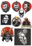 Vinyl Stickers Vinyl Skull Design Vectors