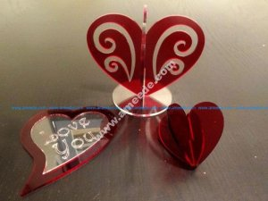 A Heart Decoration