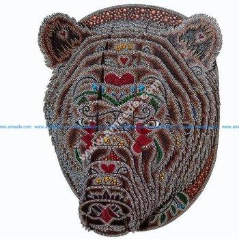 Bear 3D Puzzle