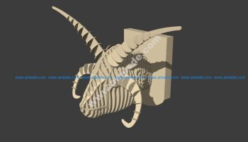 Chetyryokhrog 3D Puzzle
