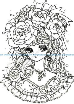 Justcolor manga 2