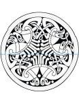 Mandala celtique 23