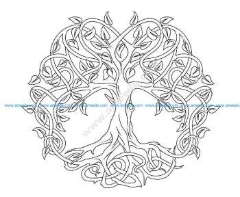 Mandala celtique 26