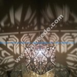 Cube Shadow Lamp Laser Cut