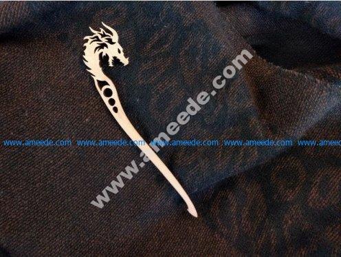 Dragon Hair Stick