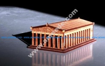 Mini Parthenon