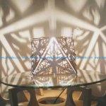 Octahedron Lamp