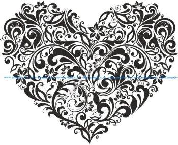 Ornament Heart