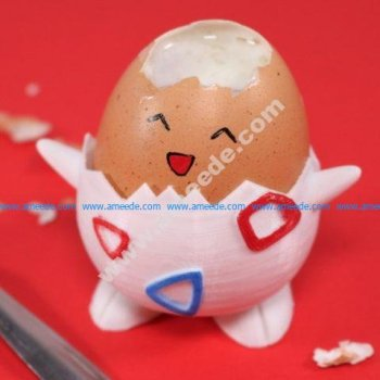 POKEMON TOGEPI EGG CU