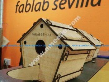 Pajaritos' House