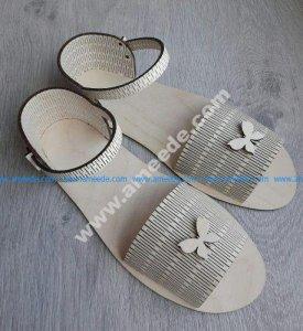 files sandal for CNC Plasma Laser Cut – cnc vector