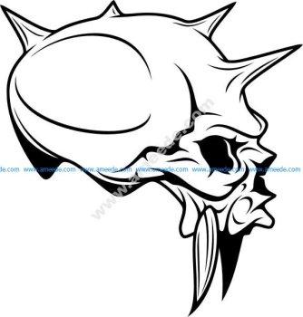 Warcraft Skull