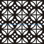 Tagina partition wall pattern