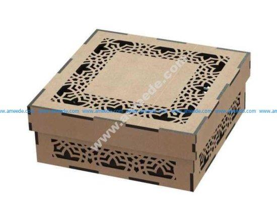 Laser Cut Box Plans
