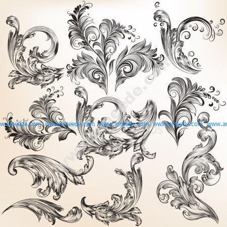 Vector Calligraphic