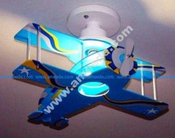Airplane Light Fixture