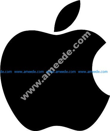 Apple Vector Logo Free Vector