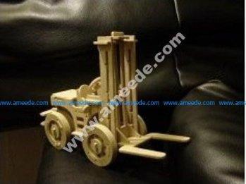 Forklift CDR File