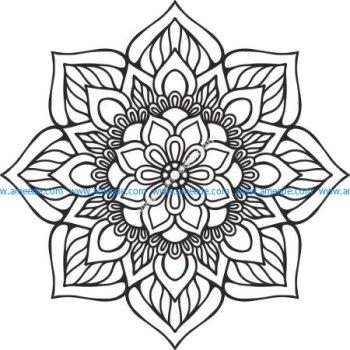 Mandala Indian EPS