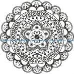 Mandala Star EPS