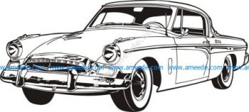 Studebaker car