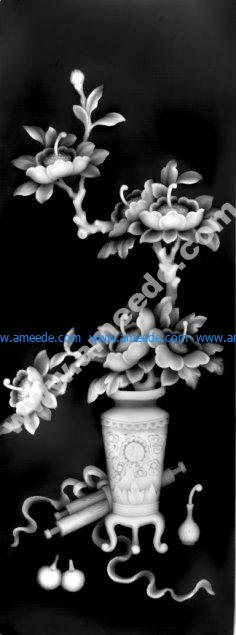 Sculpted camellia tree shape