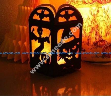 lights on halloween holidays