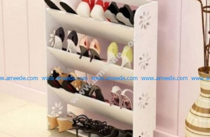 49 Wooden Shelves Set