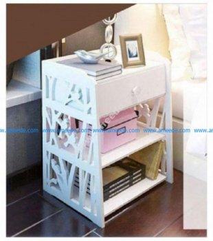 58 Wooden Shelves Se