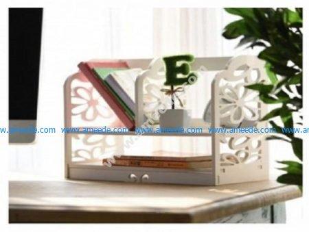 67 Wooden Shelves Set