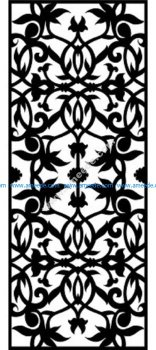 Decorative Screen Pattern 11